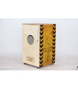 AW Cajon dwustronny SP10B25DB WARNING