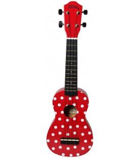 Ukulele NOIR NU1S - Ladybug