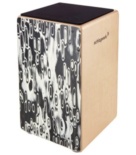 Cajon Schlagwerk CP4017 Black Eyes