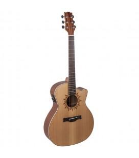 Gitara elektro akustyczna Baton Rouge X1C/ACE sun