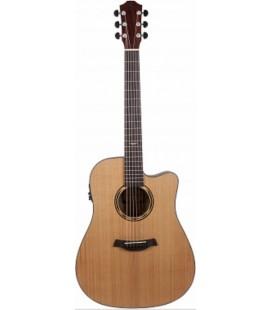 Gitara elektro akustyczna Baton Rouge AR21C/DCE-WN