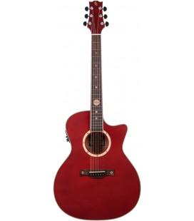 Gitara elektroakustyczna Baton Rouge X2s/GACE Red Moon