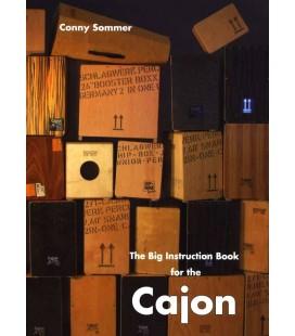 Książka instruktażowa gry na Cajonie + CD LC42 Schlagwerk