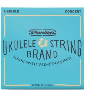 Struny do ukulele koncertowego Dunlop DUQ302
