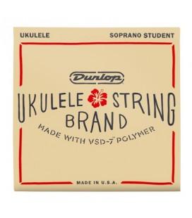Struny do ukulele sopranowego Dunlop DUQ201 Student
