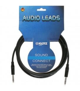 Kabel stereo KLOTZ balanced Jack - Jack B4PP1A0500 5m