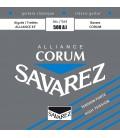 Struny do gitary klasycznej SAVAREZ 500AJ Corum