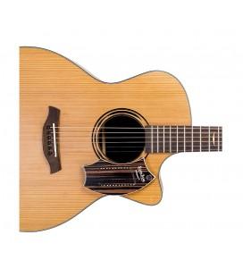Schlagwerk SJ110M SamJam Guitar Snare Makassar Design