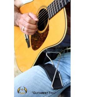 Uniwersalny podgitarnik De Oro - GUITAREST TRIO