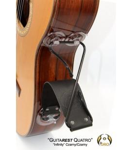 Podgitarnik De Oro - GUITAREST QUATRO model INFINITY