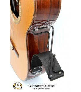 Podgitarnik De Oro - GUITAREST QUATRO model Z FRAME
