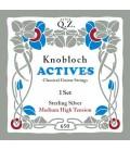 Struny do gitary klasycznej Knobloch 650 Sterling Silver Q.Z. Madium High Tension