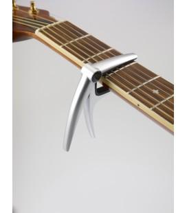 kapodaster do gitary akustycznej i elektrycznej K&M 30900