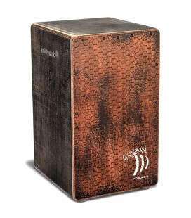 Cajon Schlagwerk CP5210 Old Red Urban OS