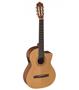 Gitara klasyczna La Mancha Rubinito CM/ CWE