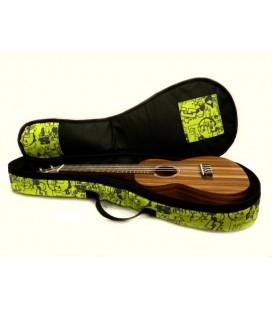 Pokrowiec do ukulele sopranowego Zebra Music UKS08