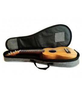 Pokrowiec do ukulele sopranowego Zebra Music UKS11