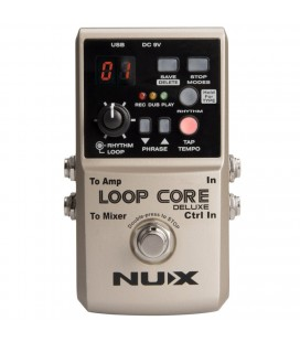 Efekt gitarowy NUX Loop Core Deluxe Bundle