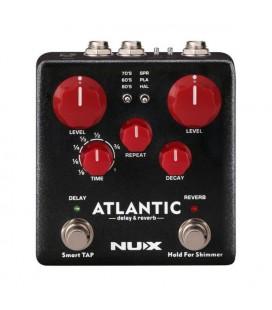 Efekt gitarowy NUX NDR-5 Atlantic Reverb - Delay