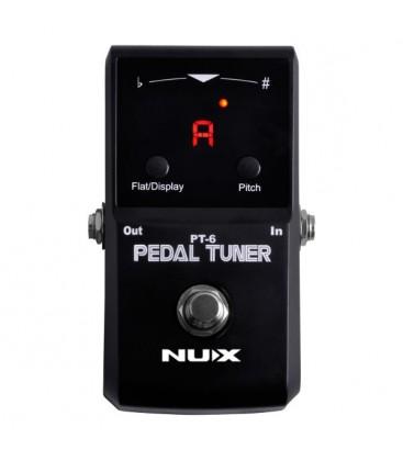 Efekt gitarowy NUX PT-6 Pedal Tuner