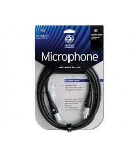 Przewód mikrofonowy Planet Waves PW-M-10 3 metry