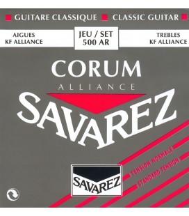 Struny do gitary klasycznej Savarez 500AR Corum