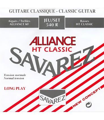 Struny do gitary klasycznej Savarez 500 R Corum