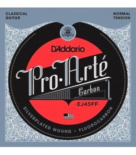 Struny do gitary klasycznej DADDARIO EJ45FF