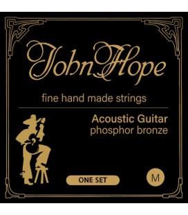Struny do gitary akustycznej John Hope JH147 Phosphor Bronze