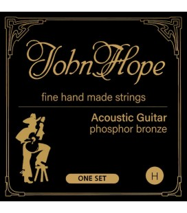 John Hope JH157 Phosphor Bronze - struny do gitary akustycznej