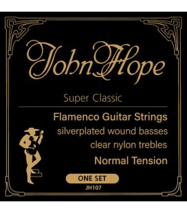 John Hope JH107 Classic Flamenco - struny do gitary flamenco