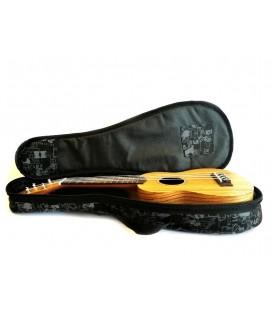 Pokrowiec do ukulele sopranowego Zebra Music UKS01