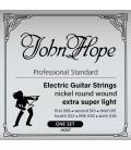 Struny do gitary elektrycznej JOHN HOPE JH207 extra super light