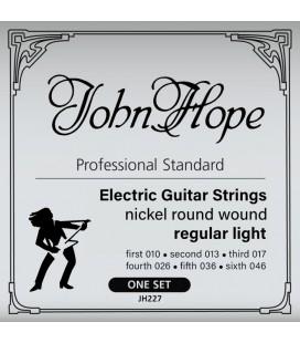 Struny do gitary elektrycznej JOHN HOPE JH227 regular light