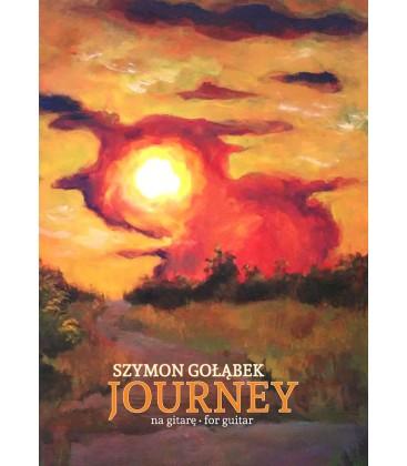 Nuty gitarowe Szymon Gołąbek JOURNEY SC001