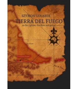 Nuty gitarowe Szymon Gołąbek TIERRA DEL FUEGO SC003