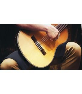 Mata i pasek stabilizujący GOLPE MT3 - antypoślizgowy do gitary