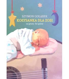 Nuty gitarowe Szymon Gołąbek KOŁYSANKA DLA ZOSI SC009