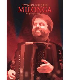 Nuty gitarowe Szymon Gołąbek MILONGA SC010