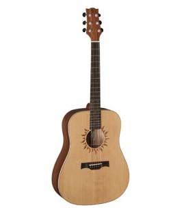 Gitara akustyczna Baton Rouge - X1C/D Sun