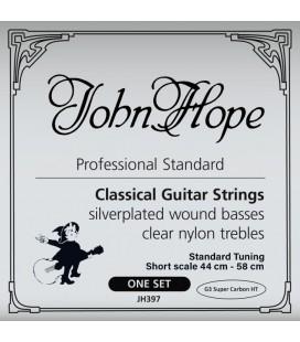 John Hope Professional Classic JH397 - struny do gitary klasycznej 1/4, 1/2, 3/4