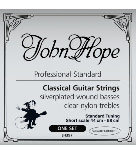 John Hope Professional Standard JH397 - struny do gitary klasycznej 1/4, 1/2, 3/4