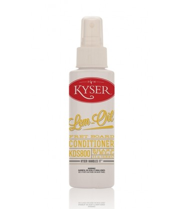 Olejek cytrynowy do podstrunnicy KYSER USA Lem Oil KDS800