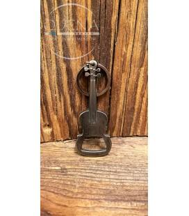 Breloczek skrzypce otwieracz