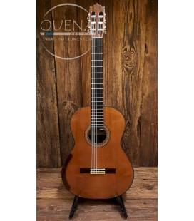Gitara klasyczna Paco Castillo 205 z futerałem UŻYWANA