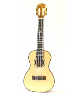 MELLOW UKCMAC-LAS - ukulele koncertowe
