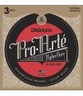DADDARIO EJ45-3D 3 komplety - struny do gitary klasycznej