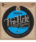 D'Addario EJ46-3D 3 komplety - struny do gitary klasycznej