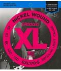 Struny do gitary basowej - 5 strunowej D'Addario EXL170-5