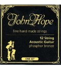 John Hope 12 String Acoustic Guitar JH173